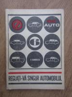 Paul Teodorescu - Reglati-va singur automobilul