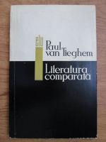 Paul van Tieghem - Literatura comparata