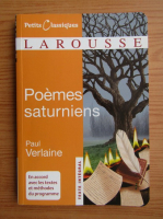 Paul Verlaine - Poemes saturniens