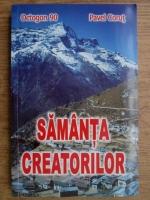 Anticariat: Pavel Corut - Samanta creatorilor