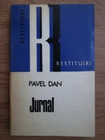 Pavel Dan - Jurnal