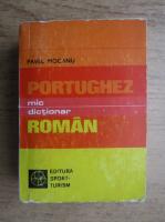 Pavel Mocanu - Mic dictionar portughez-roman