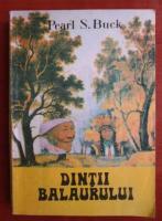 Anticariat: Pearl S. Buck - Dintii balaurului
