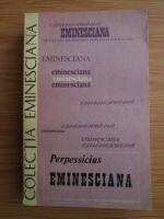 Anticariat: Perpessicius. Eminesciana