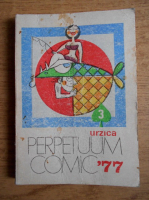 Perpetuum comic Urzica 1977