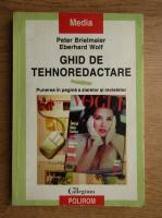Peter Brielmaier - Ghid de tehnoredactare