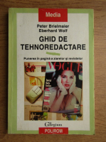 Anticariat: Peter Brielmaier - Ghid de tehnoredactare