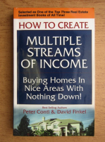Peter Conti - How to create multiple streams of income buying homes in nice areas with nothing down