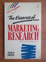 Anticariat: Peter M. Chisnall - The Essence of Marketing Research