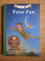 Peter Pan. Repovestita dupa romanul lui J. M. Barrie