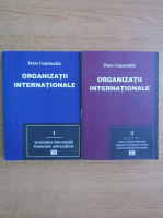 Anticariat: Petre Constantin - Organizatii internationale (2 volume)