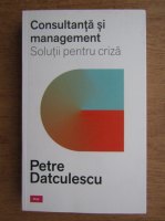 Petre Datculescu - Consultanta si management. Solutii pentru criza
