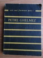 Anticariat: Petre Ghelmez - Coborarea in cuvant (Colectia Cele mai frumoase poezii)