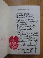 Anticariat: Petre Ghelmez - Coborarea in cuvant (cu autograful autorului)