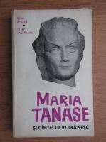 Petre Ghiata - Maria Tanase si cantecul romanesc