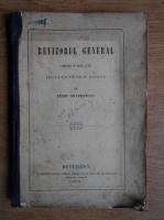 Petre Gradisteanu - Revizorul general. Comedie in trei acte imitata dupa N. Gogol (1874)