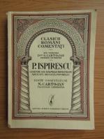 Petre Ispirescu - Legende sau basmele romanilor adunate din gura poporului. Editie comentata de N. Cartojan (1932)