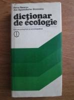 Petre Neacsu - Dictionar de ecologie