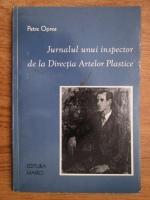 Anticariat: Petre Oprea - Insemnarile unui inspector de la Directia Artelor Plastice, 1959-1960