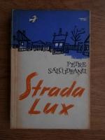 Anticariat: Petre Salcudeanu - Strada Lux