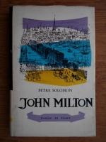 Petre Solomon - John Milton