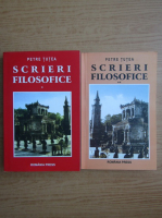 Anticariat: Petre Tutea - Scrieri filosofice (2 volume)