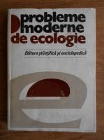 Anticariat: Petru Banarescu - Probleme moderne de ecologie