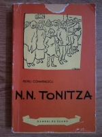 Anticariat: Petru Comarnescu - N. N. Tonitza