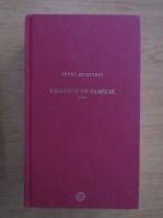 Petru Dumitru - Cronica de familie (volumul 3)