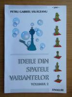 Anticariat: Petru Gabriel Salageanu - Ideile din spatele variantelor (volumul 2)