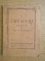 Petru Scridon - Chemari. Poezii (1939)