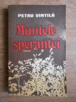 Anticariat: Petru Vintila - Muntele sperantei