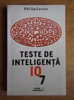 Philip Carter - Teste de inteligenta IQ-7
