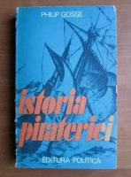 Philip Gosse - Istoria pirateriei