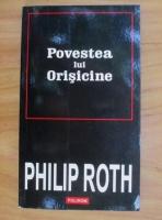 Anticariat: Philip Roth - Povestea lui orisicine