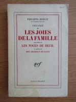 Anticariat: Philippe Heriat - Les joies de la famille
