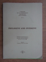 Anticariat: Phylogeny and ontogeny, vol. 27, nr. 5-6, 1984