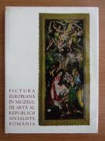 Pictura europeana in Muzeul de arta al Republicii Socialiste Romania