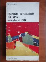 Pierre Courthion - Curente si tendinte in arta secolului XX