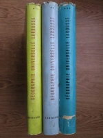 Pierre Deffontaines - Geographie universelle Larousse (3 volume)