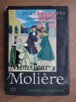 Anticariat: Pierre Descaves - Monsieur Moliere