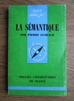 Pierre Guiraud - La semantique