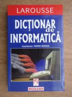Pierre Morvan - Dictionar de informatica