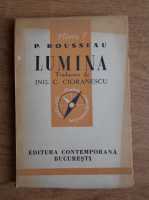 Pierre Rousseau - Lumina (1942)