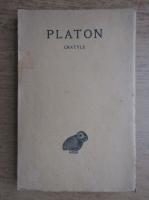 Platon - Cratyle (1931)