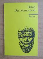 Platon - Der siebente Brief