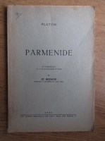 Platon - Parmenide (1943)