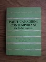 Anticariat: Poeti canadieni contemporani (de limba engleza)