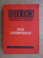 Anticariat: Poetii contemporanului