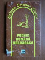 Anticariat: Poezie romana religioasa